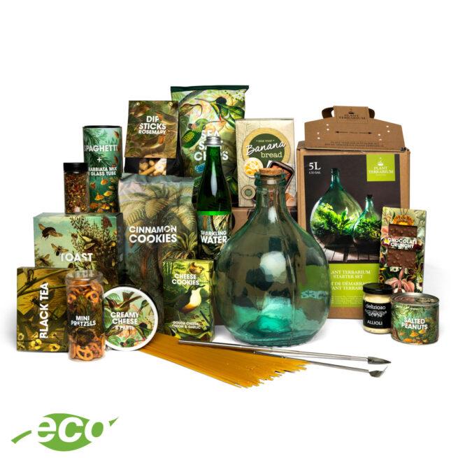 Kertspakket Terrarium