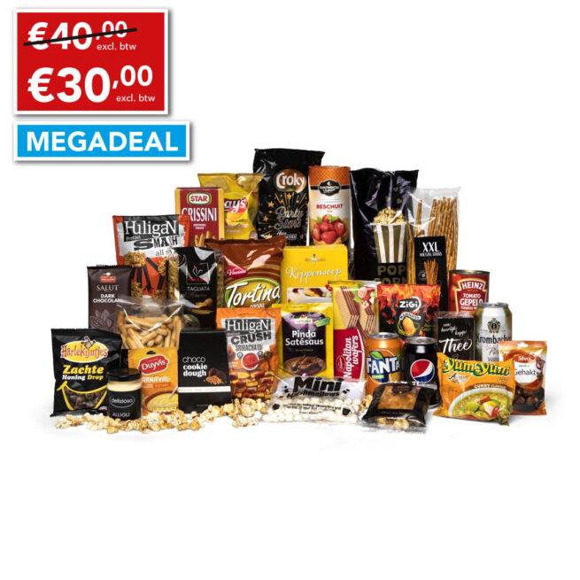 Kerstpakket 30 euro knaller