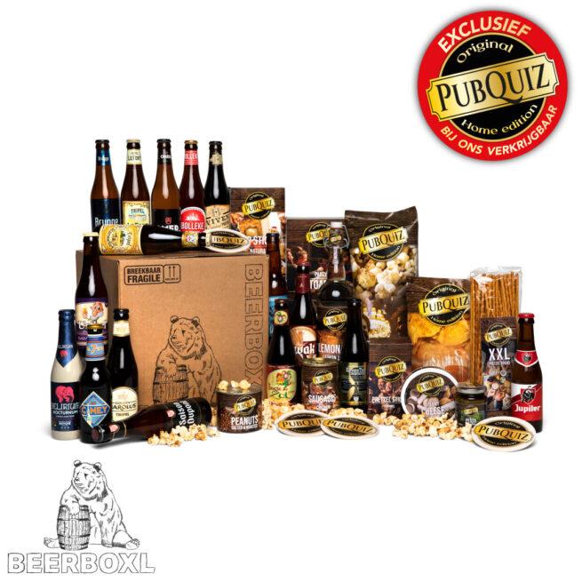 BeerBox Kerstpakketten