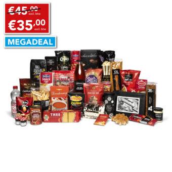 Kerstpakket 35 euro feest