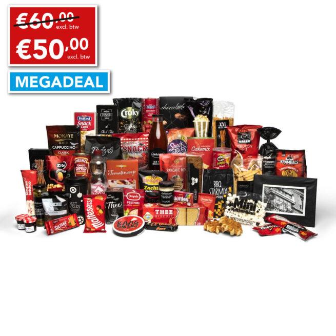 Kerstpakket 50 euro feest